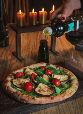 Veganska Pizza